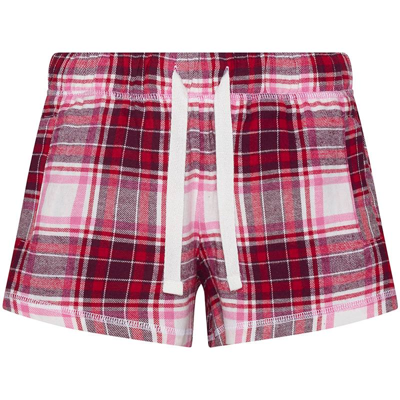 Flannel Shorts: 2 Patterns